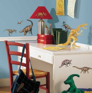 Dinosaur Room theme photo