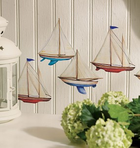 Wallies sail boats