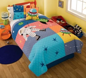 Space bed linen set