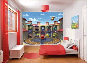 Chuggington walltastic