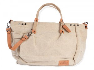 Poppy Lou shoulder nappy bag